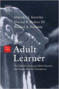 Onderwijs - Knowles Adult Learner
