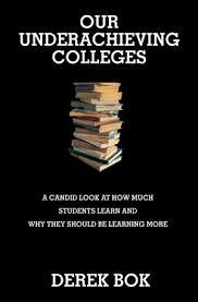 Onderwijs - Underachieving colleges