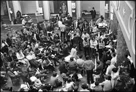 Onderwijs - Maagdenhuis bezetting 1969