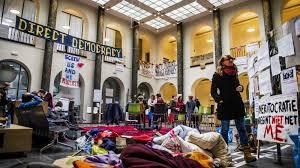 Onderwijs - Maagdenhuis bezetting 2015