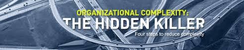 Organisatie - complexiteit 7