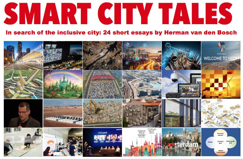 Smart city tales